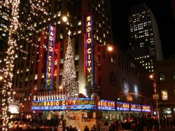 Radio City Music Hall