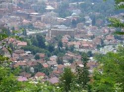 Scenery en route to Sarajevo