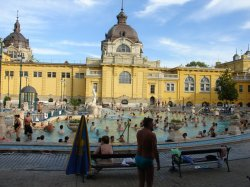 Hungarian Baths