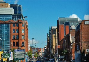 Belfast City Center