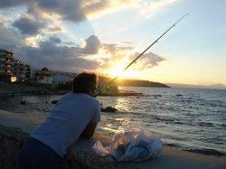Sunset in Rethymno