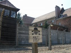 Auschwitz should have had this sign at the entrances too