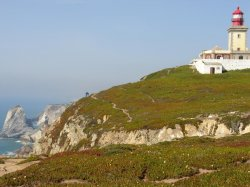Cabo de Roca, the westernmost point in Europe