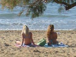 Some nice beaches here in Crete