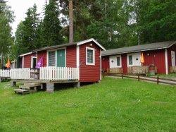 Stockholm campsite