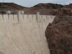 Hoover Dam was amazing